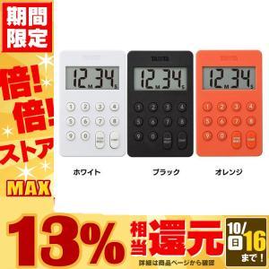 デジタルタイマー 100分計 TD-415-WH TANITA (D)