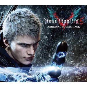 ゲームミュージック GAME MUSIC デビル メイ クライ 5 オリジナル・サウンドトラックの商品画像|ナビ