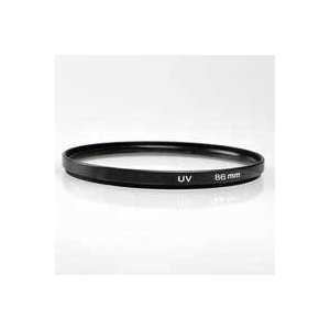 UVフィルター(フィルター径86mm)AF対応 レンズ保護 プロテクター|joypirika
