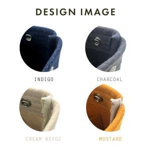フェルト バッグインバッグ M サイズ インナーバッグ トラベルバッグ 収納バッグ レディース メンズ 男女兼用 大きめ おしゃれ 全4色|joyplus|10