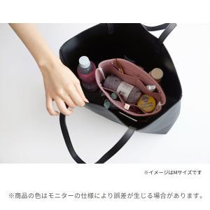フェルト バッグインバッグ M サイズ インナーバッグ トラベルバッグ 収納バッグ レディース メンズ 男女兼用 大きめ おしゃれ 全4色|joyplus|13