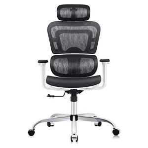 KERDOM ワークチェア オフィスチェア エルゴヒューマン 人間工学椅子 デスクチェア テレワーク...