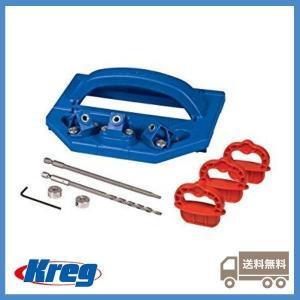 Kreg (クレッグ) デッキジグシステム Deck Jig System 正規輸入品 安全で美しいウッドデッキに 釘の飛び出しや木材の割れを防ぎ、目立たない場所に釘打できる jp-liebe