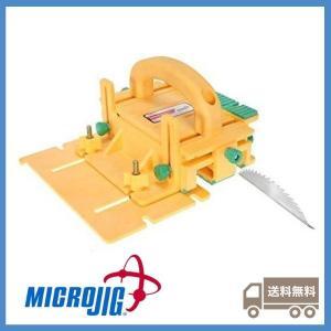 マイクロジグ(MICROJIG) グリッパーアドバンスド テーブルソーの3Dプッシュブロック 米国特許構造 ルーターテーブルにも(正規輸入品) フェザーボード要らず|jp-liebe