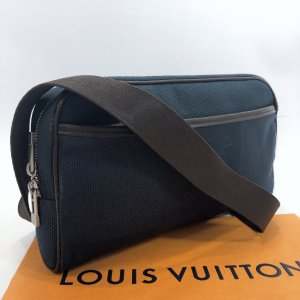 LOUIS VUITTON ルイヴィトン アクロバット N41128 ボディバッグ ダミエジェアンキ...