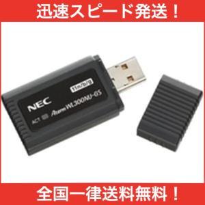 NEC AtermWL300NU-GS(USB子機) PA-WL300NU/GS