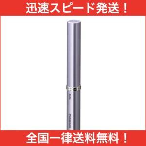 パナソニック 音波振動ハブラシ ポケットドルツ バイオレット EW-DS13-V
