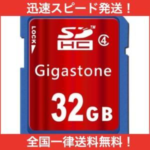 Gigastone SDカード Class4 32GB 11B1603