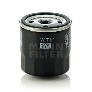 オイルフィルター ミニ ローバー W 712 (適合表で要確認) (M)|jpitshop