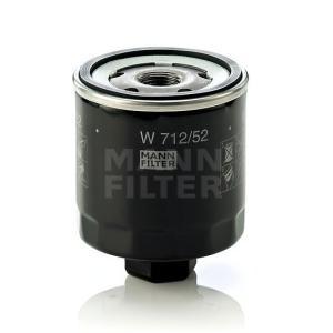 オイルフィルター フォルクスワーゲン (VW) ポロ W 712/52 (適合表で要確認) (M)|jpitshop