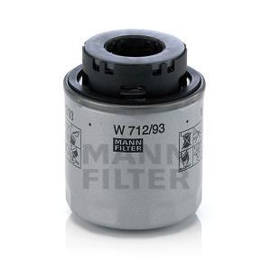 オイルフィルター フォルクスワーゲン (VW) ゴルフ W 712/93 (カンタンフィルター適合検索あり) (M)|jpitshop