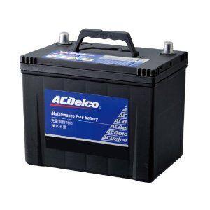 充電制御車対応バッテリー (ACデルコ) AMS60B24L|jpitshop