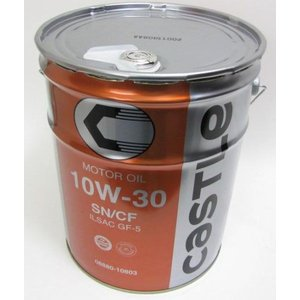 キャッスル SN/CF 10W-30 20L缶