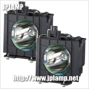 D5500L用 ET-LAD55W (2灯セット)パナソニック プロジェクター用 汎用交換ランプ 送料無料 国内出荷 純正互換品 在庫納期1〜2営業日 欠品納期1週間〜|jplamp