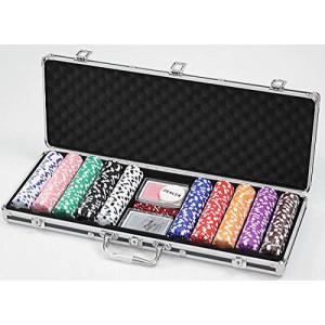ポーカーチップ500枚セット カジノチップセット <br>【送料無料】【納期約1週間前後】<br>|jplamp