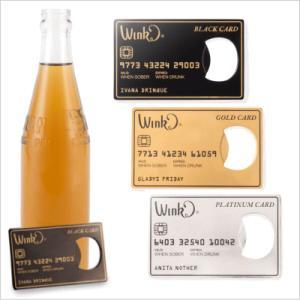 ボトルオープナー(栓抜き) クレジットカード jplamp
