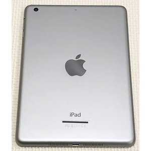 iPad mini 3 Wi-Fiモデル 16GB MGNR2J/A スペースグレイ 中古 ★初期化済み・送料無料★|jplan5454|03