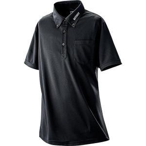 バタフライ 卓球ウェア 男女兼用 BD・ポロシャツ ブラック 45400-278 <2019CON>|jpn-sports