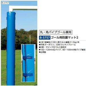 トーエイライト ゴール用防護マット2 B-3757 <2019CON> jpn-sports