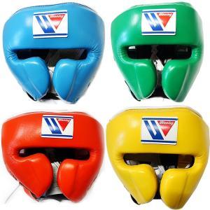 別注品 ウイニング ボクシング ヘッドギア フェイスガードタイプ CO-FG-2900|jpn-sports