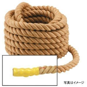 エバニュー 綱引きロープ太さ36mm×長さ2m (受注生産品) EKA414-2M <2019CON>