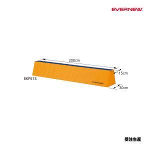 エバニュー ソフト平均台ナロー2m(受注生産品) EKF513 <2019NP>|jpn-sports
