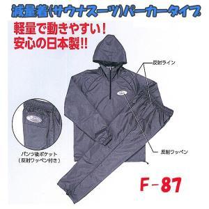 ウイニング ボクシング 減量着(サウナスーツ)パーカータイプ F-87<2019NP>|jpn-sports