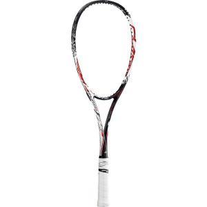 ヨネックス ソフトテニス ラケット 後衛向け エフレーザー7S 上級・中級者用 レッド FLR7S-001 <2019SSCON>|jpn-sports