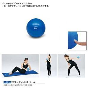 トーエイライト ソフトメディシンボール1kg H-7250 <2019CON>