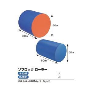 三和体育 ソフロック ローラー (大) S-9267 <2019CON>|jpn-sports