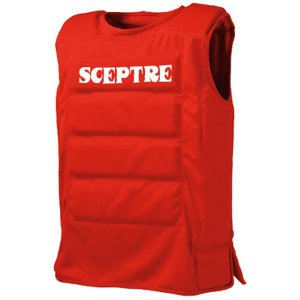 セプター ラグビー アクセサリー コンタクトビブス レッド SP-3101-RED <2019CON>