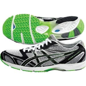 アシックス マラソン ランニング シューズ ソーティマジックエキデンRS ホワイト×ブラック TMM444-0190|jpn-sports