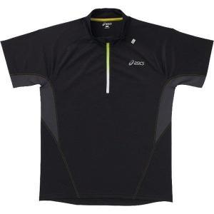 アシックス ランニング ハーフジップシャツ  XX344H-90 jpn-sports