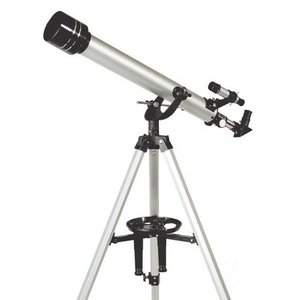 MIZAR 天体望遠鏡 屈折式 60mm 口径 経緯台 三脚 セット ST-700|jpowerclub