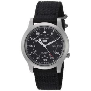[セイコー] 腕時計 海外モデル SNK809K2 ブラック メンズ [逆輸入品]|jpowerclub