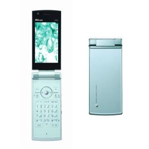 シャープ SH004 ミントブルー 携帯電話 白ロム au|jpowerclub