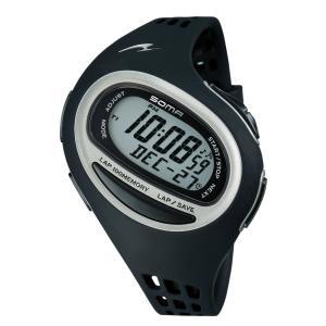 SOMA(ソーマ) ランニングウォッチ RunONE 100SL ランワン100SL DWJ090001 ブラック MEDIUM|jpowerclub