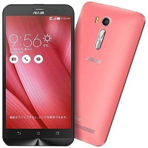 エイスース SIMフリースマートフォン ZenFone Go ピンク ZB551KL-PK16 jpowerclub
