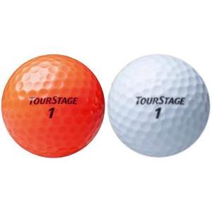 【おすすめセット】ブリヂストン ゴルフボール ツアーステージ エクストラディスタンス 1ダース(12...