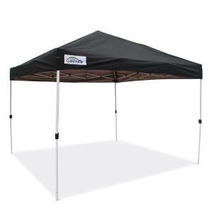 組立て簡単!ワンタッチタープテント 3m/6m イベント用テント スチールフレーム 高耐水加工&シルバーUVカットコーティング 紫外線カット 遮熱日|jpowerclub