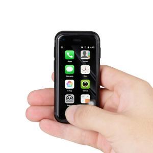 Sudroid SOYES スーパーミニ2.5インチアンドロイドスマートフォンクワッドコア1G + 8G 5.0MPデュアルSIM高精細ミニ携帯電話|jpowerclub
