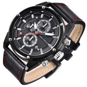 腕時計 メンズ時計 軽量アナログ 防水 ビジネスシンプル ファッション クオーツウォッチ|jpowerclub