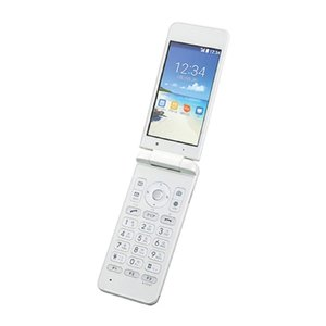 UQ mobile DIGNO Phone KYF31 ホワイト|jpowerclub