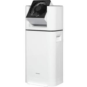 アイリスオーヤマ 衣類乾燥除湿機 スピード乾燥 サーキュレーター機能付 デシカント式 ホワイト IJD-I50 jpowerclub