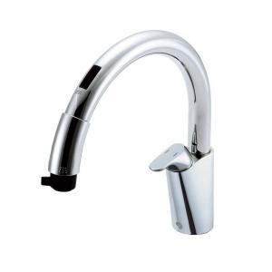 LIXIL タッチレス水栓(乾電池式) RSF-672 キッチン用|jpowerclub