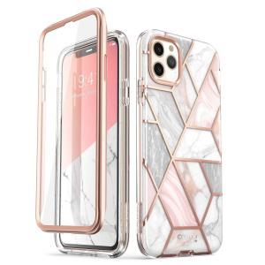 i-BLASON iPhone 11 Pro Max ケース 6.5インチ おしゃれ スマホケース 保護フィルム付き バンパー&ケースの二重構造 米|jpowerclub