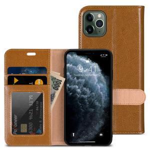 [Labato] iPhone11/XI Pro ケース 手帳型 携帯ケース 高級レザー 全面保護 薄型 スタンド機能 ワイヤレス充電対応 カード収|jpowerclub