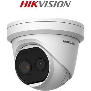 ドーム型AIサーマルカメラ 多機能非接触体温計 DS-2TD1217B-6 PA  ハイクビジョン HIKVISION jpstars