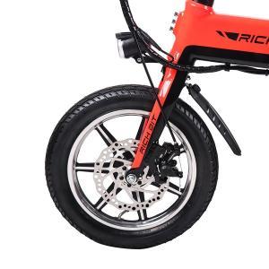 RICHBIT 自転車カゴ 前バスケット 折り畳...の商品画像