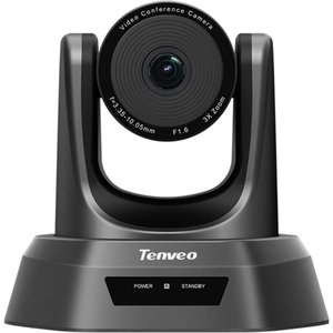 Tenveo正規代理店 TEVO-NV10U web会議 カメラ 10倍光学ズーム 1080p skype会議用 高画質 自動フォーカス usbカメラ 広角 PTZ ウェブカメラ VA3000シリーズ jpstars